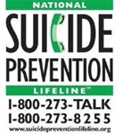 Suicide Prevention Week Set for Sept. 7-13