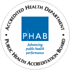 Accredited Health Department - Public Health Accreditation Board