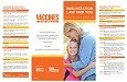 Iowa Immunization Law and You Pamphlet