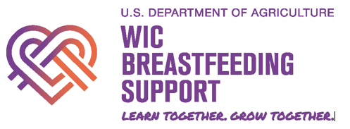 U.S. Department of Agriculture WIC Breastfeeding Support. Learn Together, Grow together